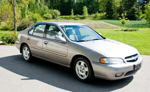 2001 Nissan Altima GXE Limited Edition For Sale
