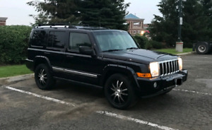 WANTED 2006-2010 Jeep Commander Limited