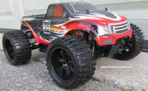 New RC Truck - Electric 1/10 Scale 4WD