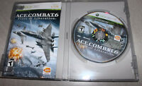 Ace Combat 6 - Platinum Hits! Great game in excellent condition