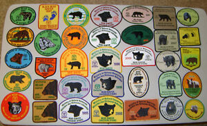 WANTED TO TRADE,BUY,SELL deer,bear,moose, hunting patches,lures Peterborough Peterborough Area image 2