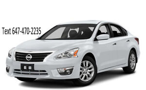Personal driver best rate, cheap rate Canada & USA