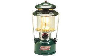 Coleman fuel lantern