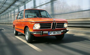 1973 BMW 2002 tii Coupe (2 door)