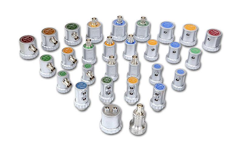 YUSHI Ultrasonic Transducer Single Element Probe 5 MHz 10mm/14mm/20mm BNC