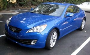 2010 Hyundai Genesis 2.0t loaded auto w/ sunroof
