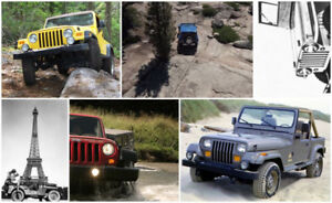 2000 Jeep Wrangler Other