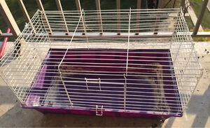 Hamster or bunny cage
