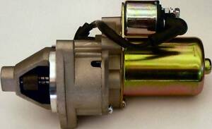 STARTER MOTOR FOR 9HP STATIONARY ENGINE Thornlands Redland Area Preview
