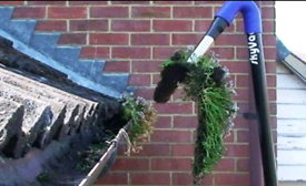 Gutters or Driveway cleaning, Fife.