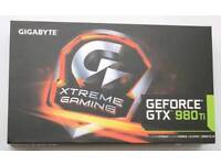 Brand new boxed 980ti xtreme gaming