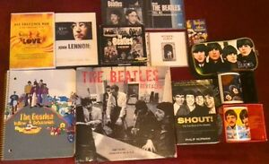 The Beatles Books, CDs, Posters,Socks and more London Ontario image 1