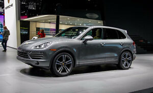 2014 Porsche Cayenne S SUV, Crossover - Factory Warranty to 2020