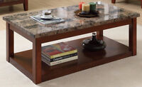 Brown Occasional Table 17984P ## USED ##