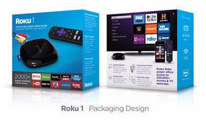 ROKU 1 - Dans sa boite original. Vidéo 1080P.