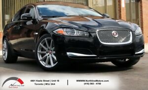 2015 Jaguar XF 3.0|V6|AWD|Navigation| Sunroof