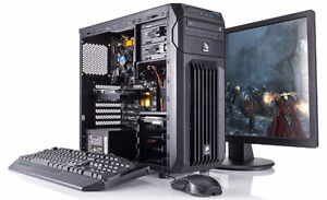 Computer/Laptop Repair and Services & Custom PC Building