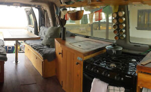 Beautifully converted Ford E350 Campervan 1998
