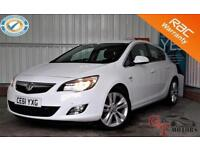 2011 61 VAUXHALL ASTRA 1.6 SRI TURBO 5D 177 BHP ! P/X WELCOME! FULL SERVICE HIS