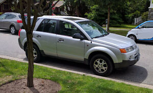 2002 Saturn VUE AWD V6 Low Mileage