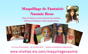 Face Painting For Kids (Face Painter)
