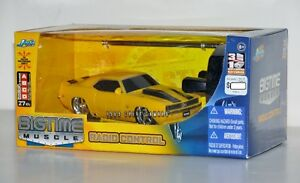 Bigtime Muscle '69 Camaro Radio Control 1:32 Diecast