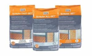 Schluter Thin-Set Mortar 50 Lb Bag SET50G / SET50W, SETA50G / SETA50W , SETF50G / SETF50W Toronto (GTA) Preview