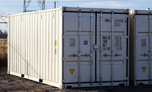 Shipping Containers and we ARE in Napanee