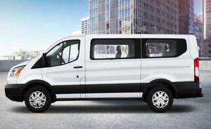Rent 8, 10 or 12 Passenger Van Rental 647 943 1564