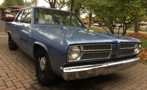 1967 Plymouth Valiant ( Texas car )