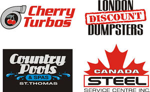 LOGO DESIGN - SIGNS - PRINTING London Ontario image 9