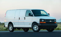 12FT CARGO VAN FOR HIRE ,PLUS DRIVER/MOVER - CHEAEP RATES $30/HR