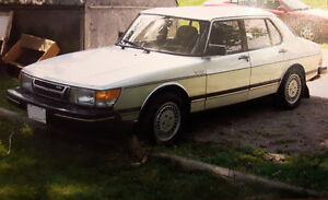 1983 Saab 900 Turbo Sedan Windsor Region Ontario image 1