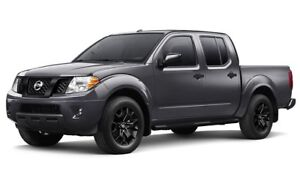 2018 Nissan Frontier 4RM MIDNIGHT EDITION