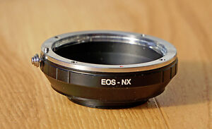 Canon  EF EFS adapter Lens to Samsung NX