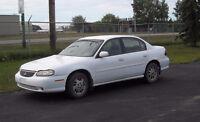 For Sale or Trade Chevrolet Malibu Sedan
