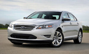 2010 Ford Taurus Limited AWD Luxury Sedan