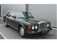 1989 Bentley Eight 6.8 auto 47500 miles Green LHD