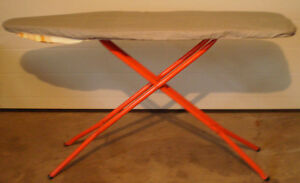 """""""All Metal Adjustable Height Ironing Board"""""""
