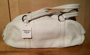 Danier leather bags & case