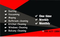 DEEP. DETAIL CLEANING SERVICE. BOOK NOW 289 677 1884