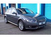 2012 Audi A4 ALLROAD 4x4 2.0TDi_AUTO_LEATHER NAV FSH PHONE AMI