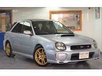 2002 Subaru Impreza 2.0 WRX STI JDM WAGON FRESH IMPORT 6 Speed Bugeye
