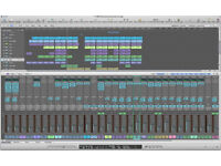 LOGIC PRO X with ADDED PLUG-INS FOR MAC: