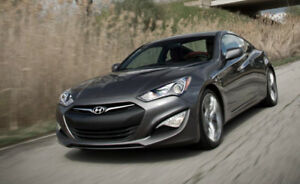 Want Hyundai Genesis Coupe