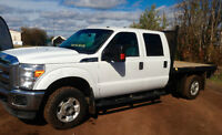 2012 Ford F-350 XLT Flatbed