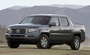 2007 Honda Ridgeline for a Quick Sale