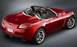 2009 Saturn Sky Redline Convertible