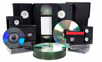 10% OFF VHS, 8mm, and old movies to DVD