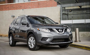 2015 Nissan Rogue SV SUV, Crossover- 2015 LEASE TAKEOVER